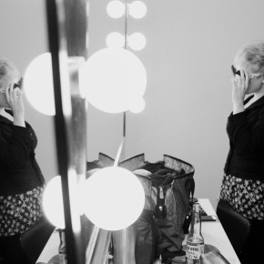 Backstage, Massey Hall - Barbra Lica