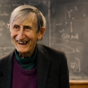 Physicist Freeman Dyson
